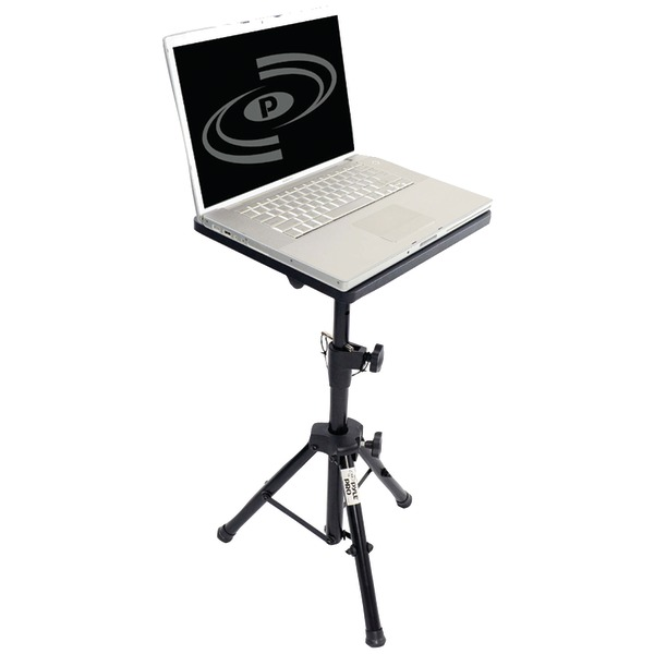 Pyle Pro(R) PLPTS2 Pro DJ Tripod Adjustable Notebook Computer Stand