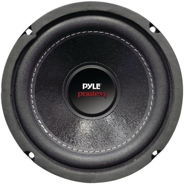 "Pyle(R) PLPW6D Power Series Dual-Voice-Coil 4ohm Subwoofer (6.5"", 600 Watts)"