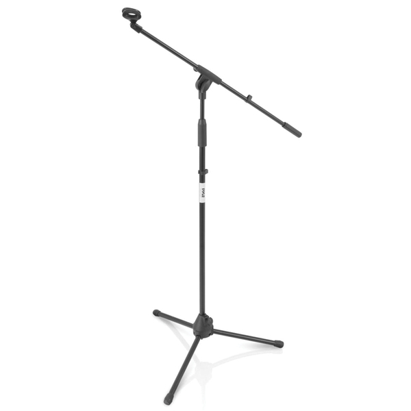 Pyle Pro(R) PMKS3 Tripod Microphone Stand with Extending Boom