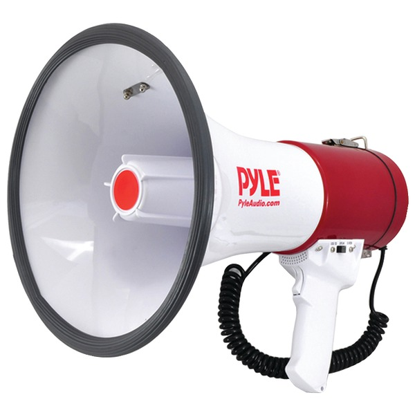 Pyle Pro(R) PMP52BT 50-Watt Bluetooth(R) Megaphone Bullhorn with Siren