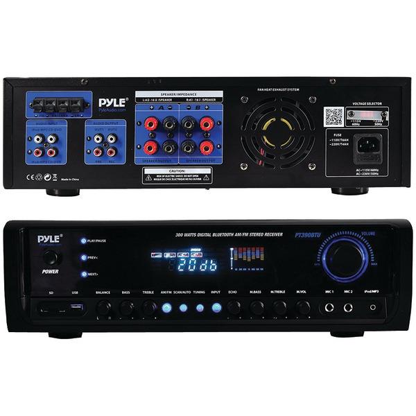 Pyle Home(R) PT390BTU Digital Home Theater Bluetooth(R) Stereo Receiver