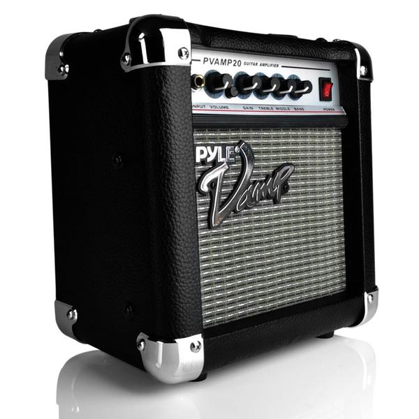 "Pyle Pro(R) PVAMP20 Vamp Series Amp (6"" Speaker; 20 Watt)"