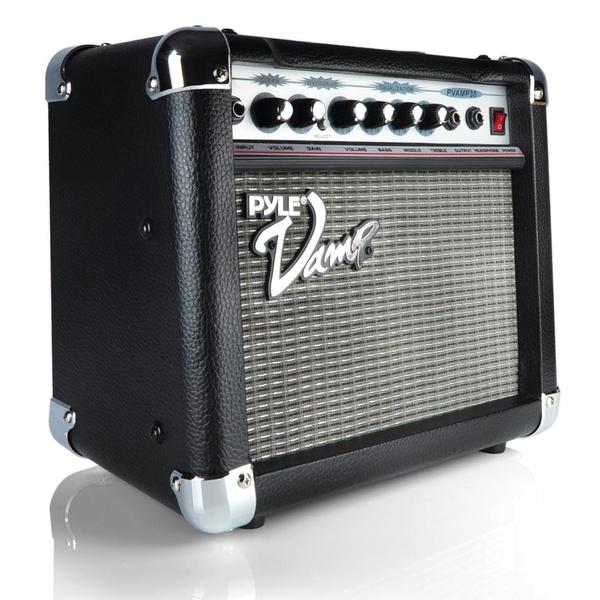 "Pyle Pro(R) PVAMP30 Vamp Series Amp (6"" Speaker; 30 Watt)"
