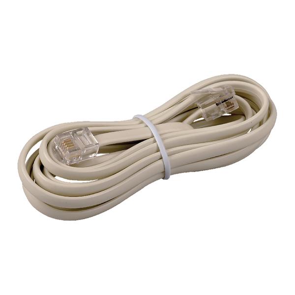 RCA(R) TP210R Phone Line Cord, 7ft