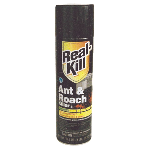 No Logo 707183 Real-Kill(R) Ant & Roach Spray