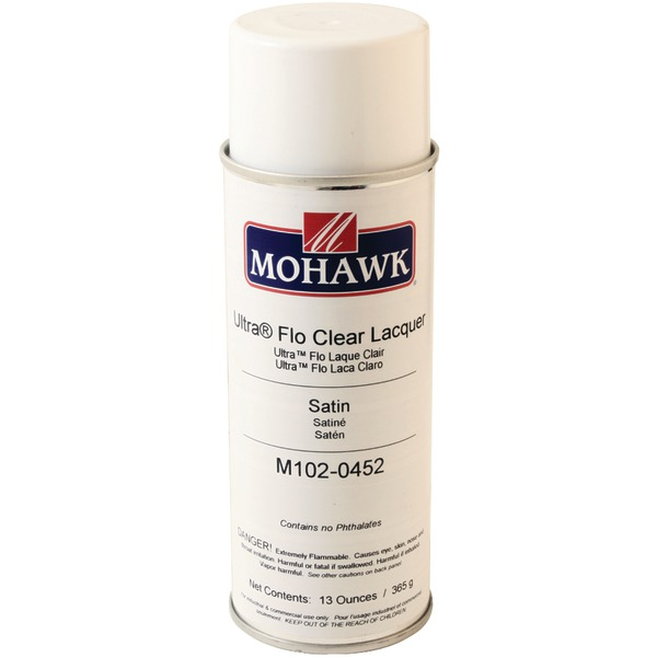 CLEAR SATIN SPRAY