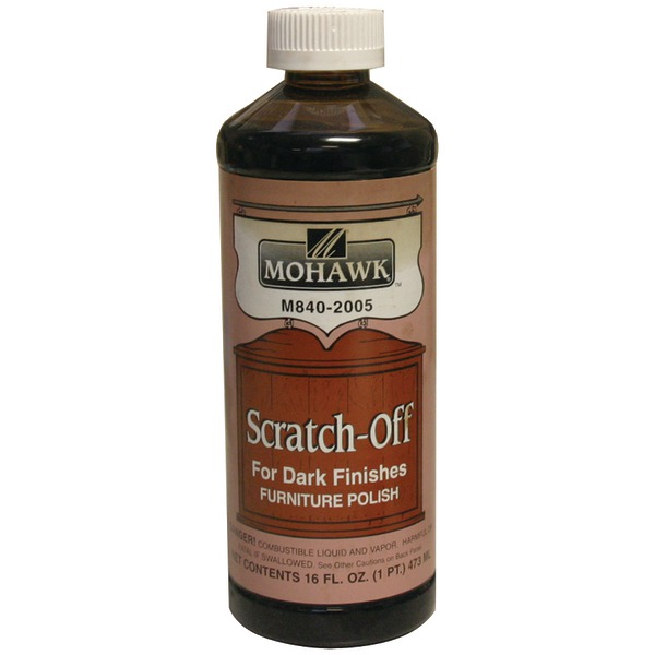 LIQUID SCRTCH COVER 16OZ - # M840-2005 - # M840-2005