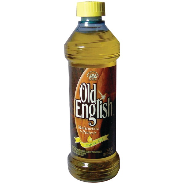 No Logo 261-522 OLD ENGLISH(R) Lemon-Oil Furniture Polish