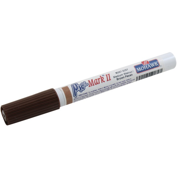 Mohawk(R) Finishing Products M267-0207 Pro-Mark(TM) Touch-up Marker (Medium Walnut/Brown Pecan)