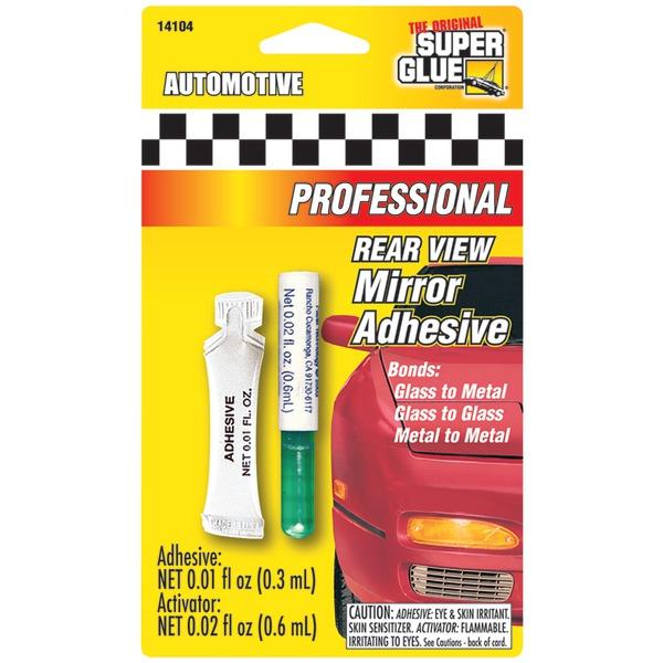 The Original SuperGlue(R) 141041-12 Automotive Rearview Mirror Adhesive