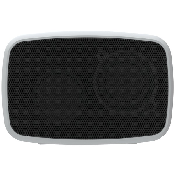 Ematic(R) ESQ206SL Rugged Life NOIZE Bluetooth(R) Speaker (Silver)