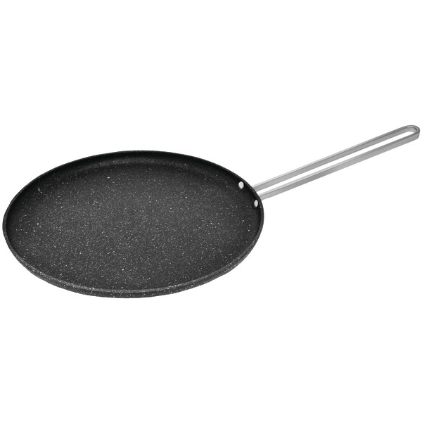"""THE ROCK(TM) by Starfrit(R) 030947-006-0000 THE ROCK(TM) by Starfrit(R) 10"""" Multi-Pan with Stainless Steel Wire Handle"""