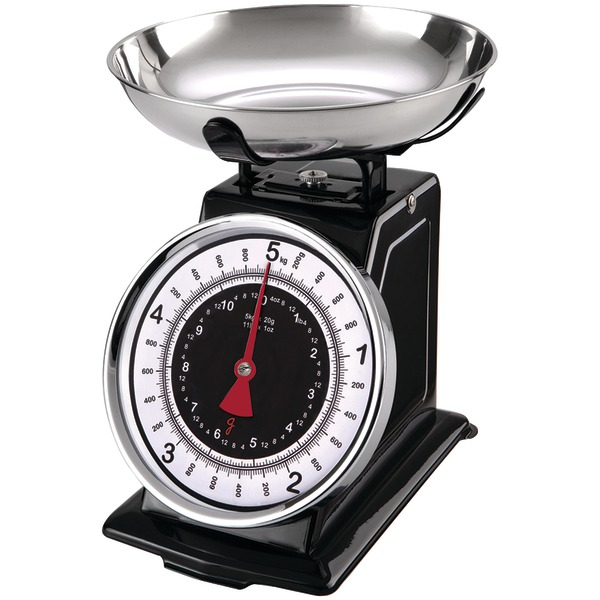 Gourmet By Starfrit(R) 080211-003-0000 Retro Mechanical Kitchen Scale