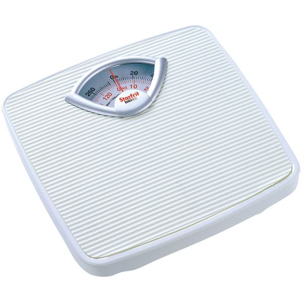 Starfrit Balance(R) 093864-004-0000 White Mechanical Scale