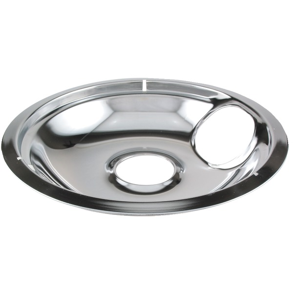 "Stanco Metal Products 700-8 Universal Chrome Drip Pan (8"")"