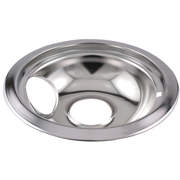 "Stanco Metal Products 701-6 Universal Chrome Drip Pan (6"")"