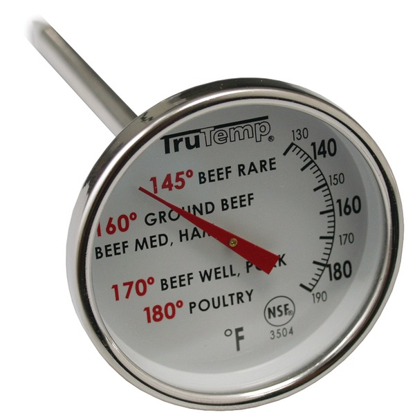 Taylor(R) Precision Products 3504 Meat Dial Thermometer