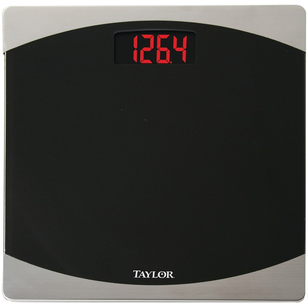 Taylor(R) Precision Products 75624072 7562 Glass Digital Scale
