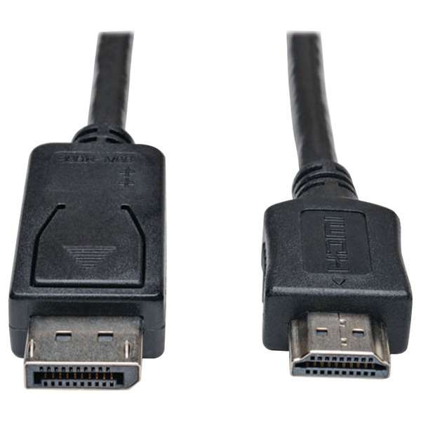 Tripp Lite(R) P582-003 DisplayPort(TM) to HDMI(R) Adapter Cable, 3ft