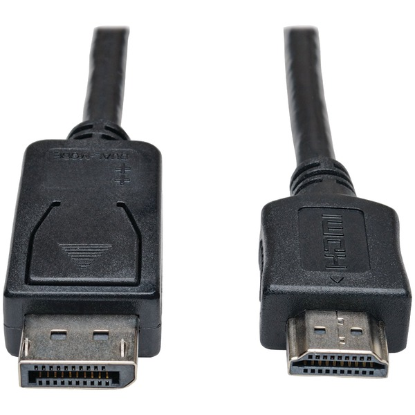 Tripp Lite(R) P582-006 DisplayPort(TM) to HD Adapter Cable, 6ft