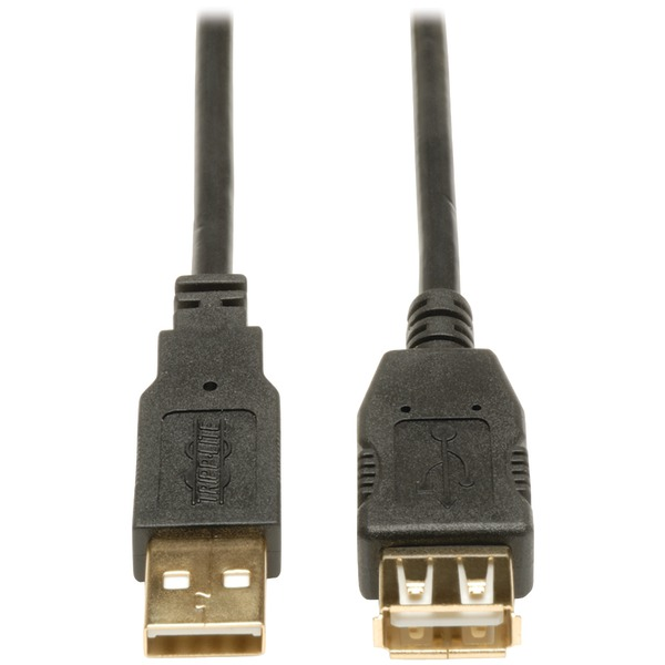 Tripp Lite(R) U024-006 Hi-Speed A-Male to A-Female USB 2.0 Extension Cable (6ft)