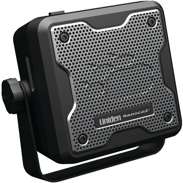 Uniden(R) BC15 Accessory CB/Scanner Speaker