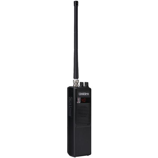 Uniden(R) PRO401HH 40-Channel Handheld CB Radio