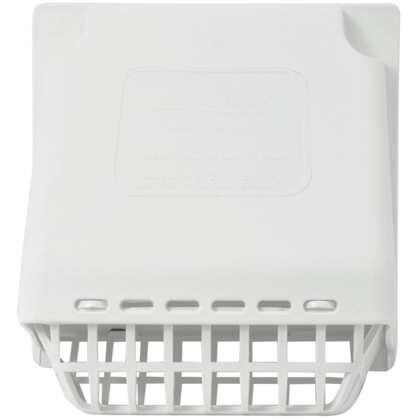 Deflecto(R) HR4W Replacement Vent Hood