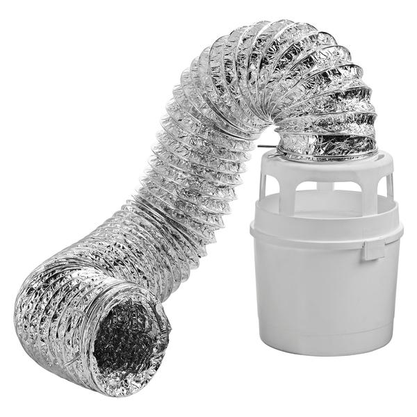 Lambro(R) 211LC Plastic Lint Trap Kit