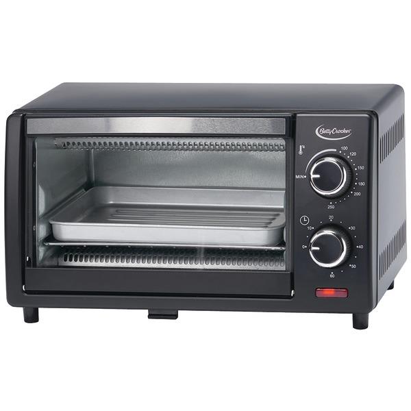 Betty Crocker(R) BC-1664CB 9-Liter Toaster Oven