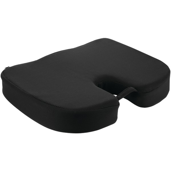 Wagan Tech(R) 9113 RelaxFusion(TM) Coccyx Cushion