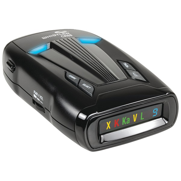 Whistler(R) CR68 CR68 Laser/Radar Detector