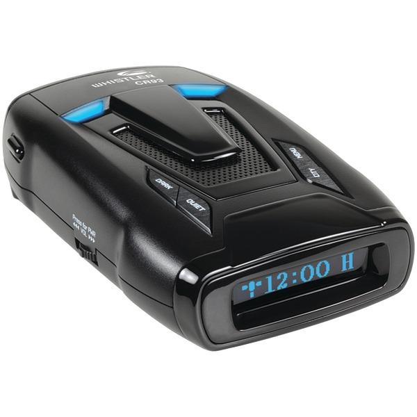 Whistler(R) CR93 CR93 Bilingual Laser/Radar Detector