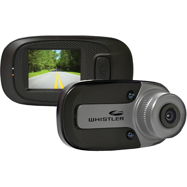 "Whistler(R) D12VR D12VR 1080p/720p HD Automotive DVR with 1.5"" Screen"