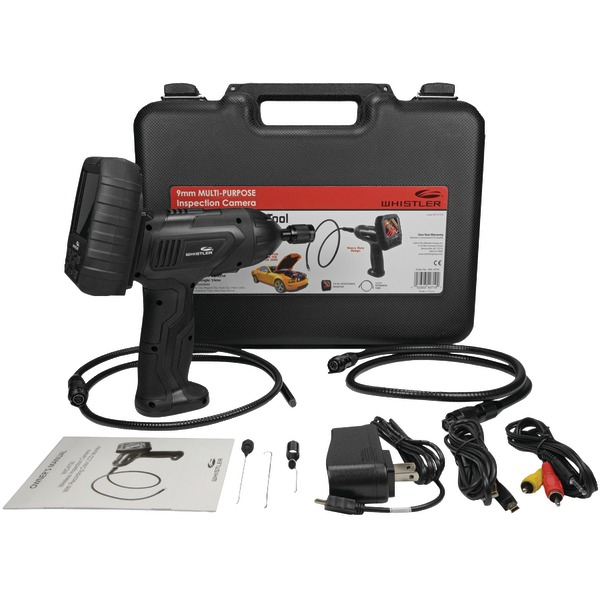 "Whistler(R) WIC-4750 3.5"" Color Inspection Camera"
