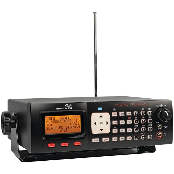 Whistler(R) WS1065 Digital Desktop/Mobile Radio Scanner