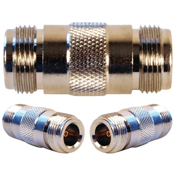 Wilson Electronics 971117 N-Female to N-Female Barrel Connector